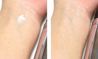 ブライトエイジ リフトホワイト パーフェクションを使っている肌の写真