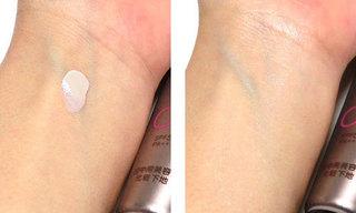 ブライトエイジ リフトホワイト UVベース CCを使っている肌の写真
