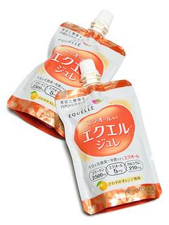 大豆由来成分「エクオール」配合のエクエル ジュレ
