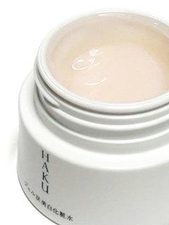 HAKU メラノディープモイスチャー(薬用 ジェル状美白化粧水)