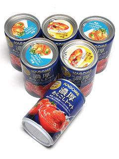 カゴメ 濃厚あらごしトマト