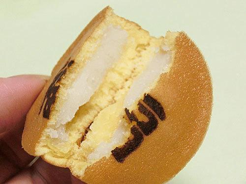 三越 饅頭(まんじゅう)の中身