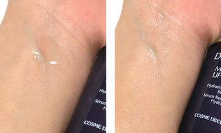 コスメデコルテ 化粧液 モイスチュアリポソームを使っている肌