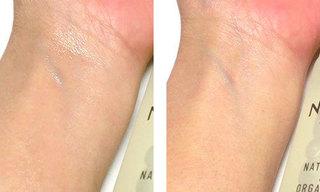 NUNC(ヌンク) バランシングトナー(さっぱり化粧水)を使っている肌の写真