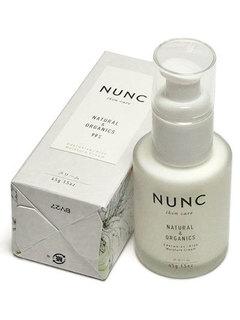 日本人女性に合わせて作られた化粧品、NUNC モイスチャークリーム