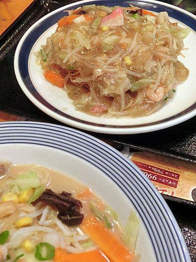 リンガーハット 長崎皿うどんのフライ麺も国産小麦粉