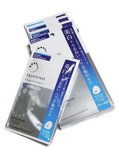トランシーノ 薬用ホワイトニング フェイシャルマスクEX(集中ケアのシートマスク)