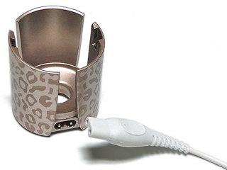 フィリップス ビザピュア 洗顔ブラシ SC5275/38の充電スタンドとアダプタ