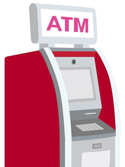 イーネット ATM