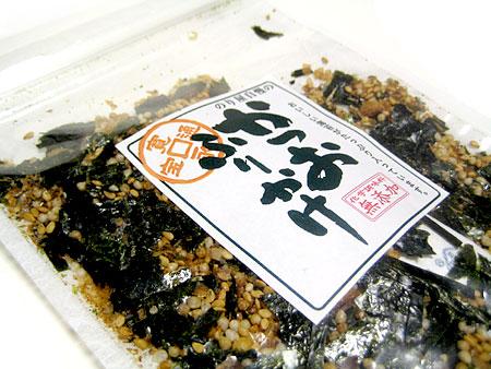 通宝海苔株式会社さん「かつお ふりかけ」