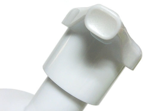 hadakara ボディソープ 泡で出てくるタイプの口部分