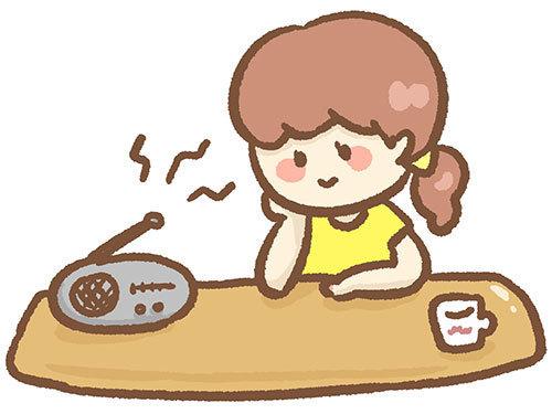 ラジオを聴くと記憶力や聞く力がアップする!?